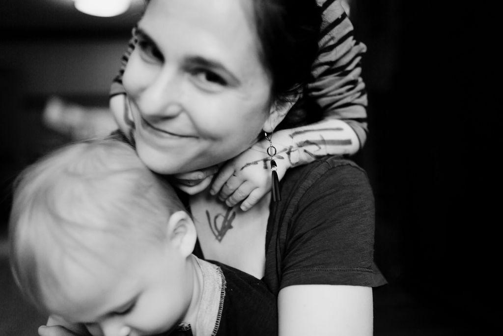 Photo of Emily P.G. Erickson by Jessica Holleque.