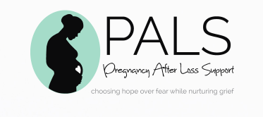Pregnancy After Loss Support Logo